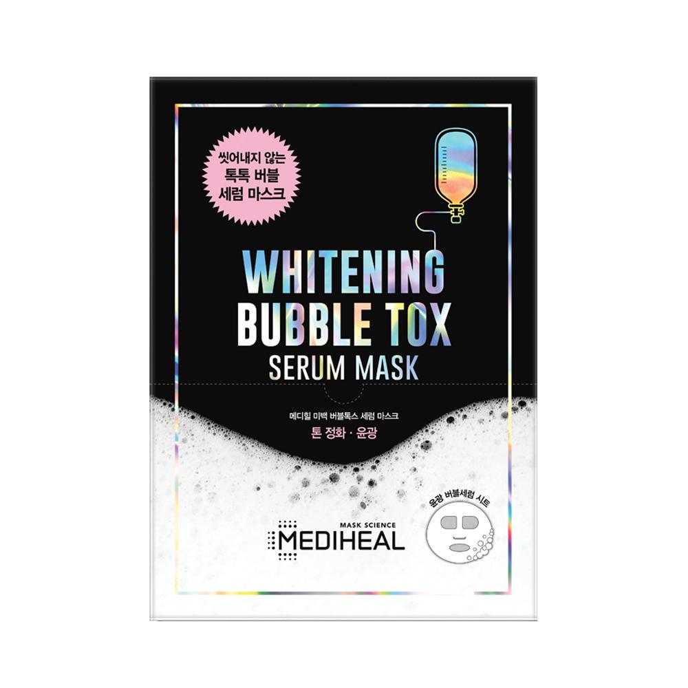 Whitening Bubble Tox Serum Mask