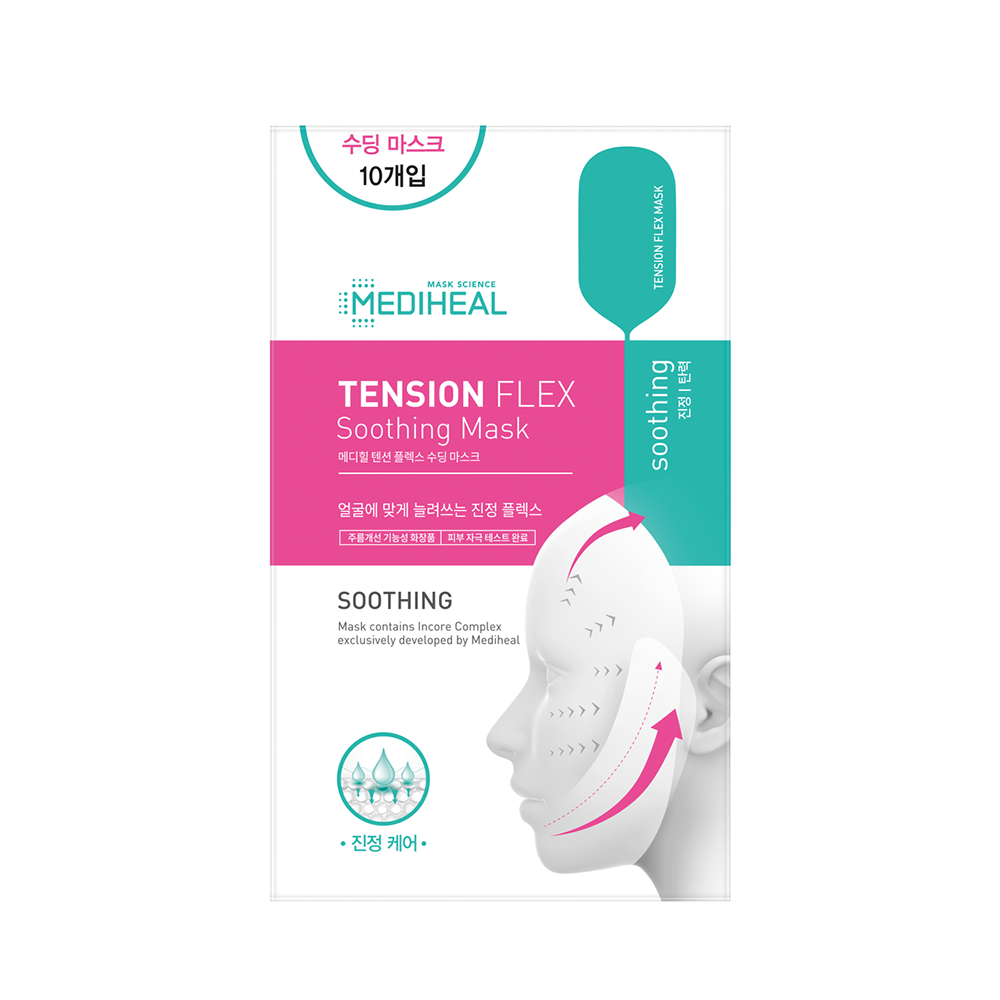 Tension Flex Soothing Mask